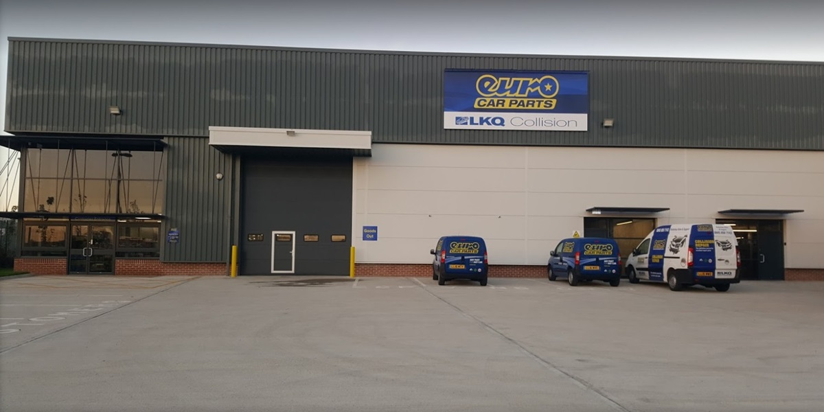 Gent Visick Euro Car Parts Sign On To A New Build Warehouse At